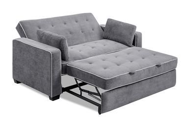 Augustine Full Size Convertible Sofa By Lifestyle Solutions