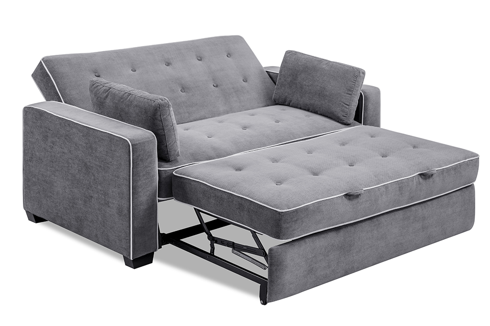 Augustine Convertible Sofa By Lifestyle Solutions Right