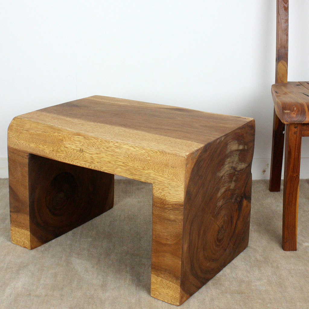 Thai Furniture: End Tables and Benches