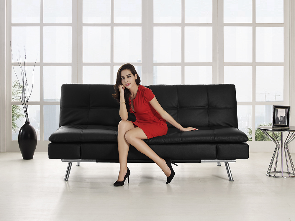 Matrix Convertible Sofa By Lifestyle Solutions