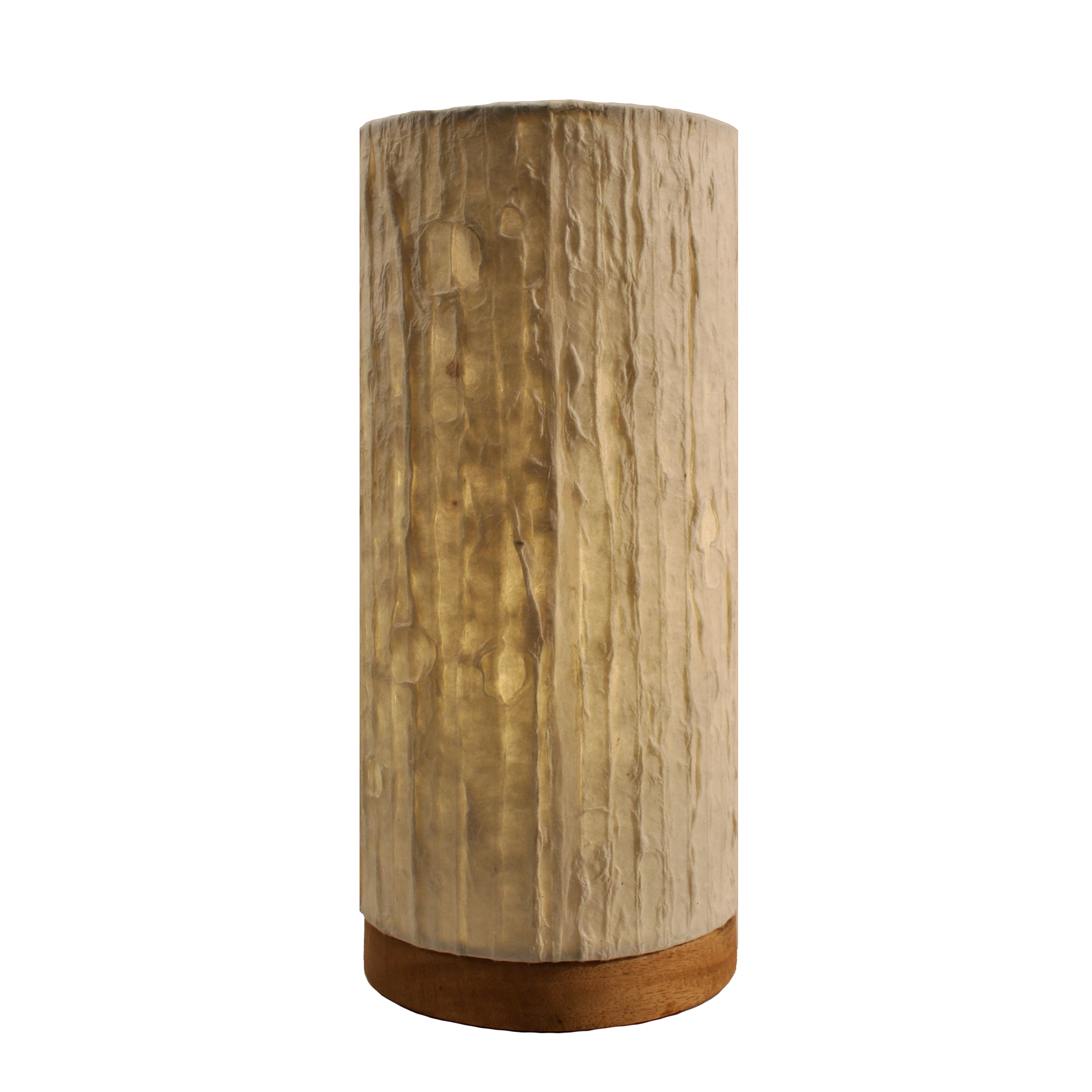 Paper Cylinder Table Lamp Right Futons Amp Waterbeds
