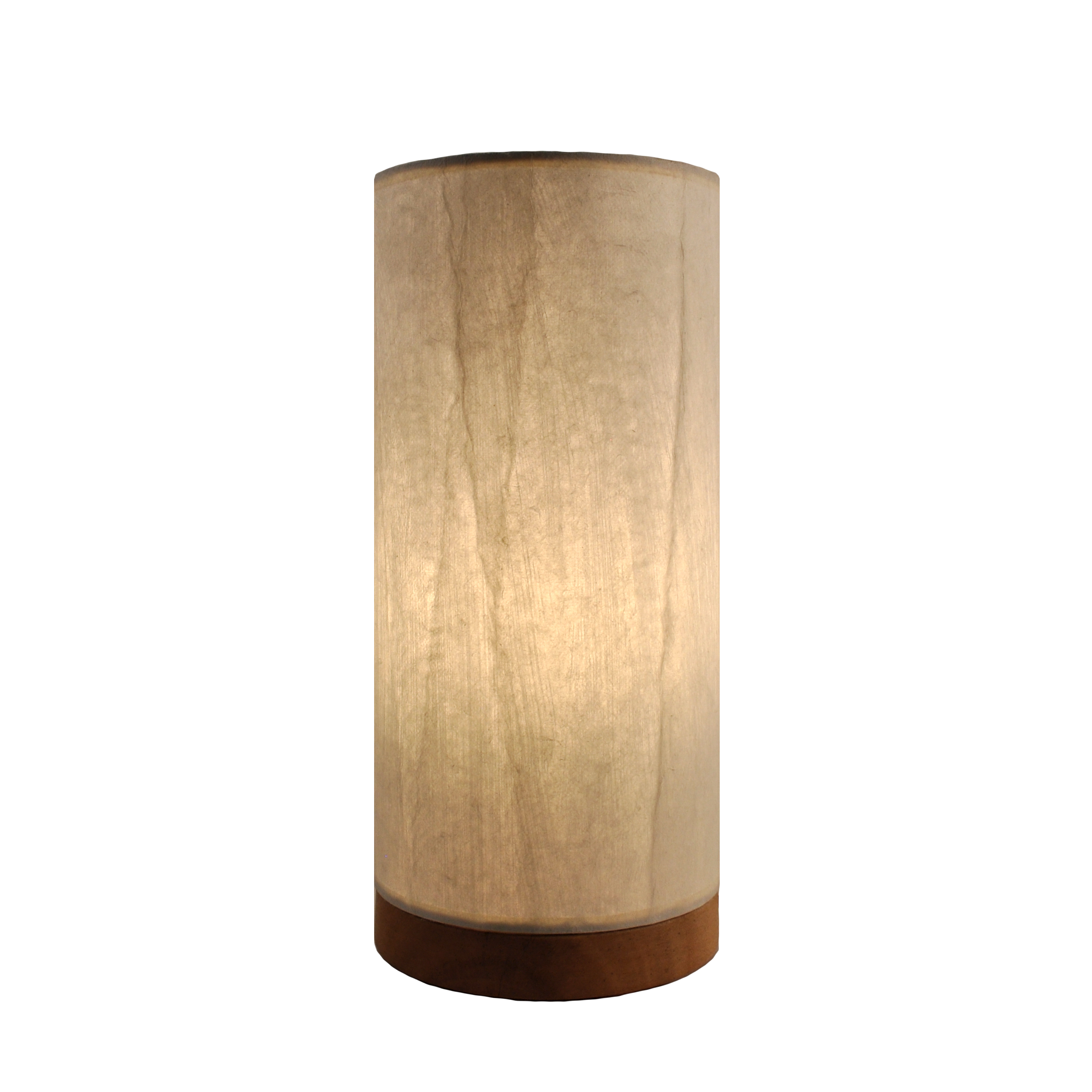 Paper cylinder table lamp right futons waterbeds paper cylinder table lamp aloadofball Image collections