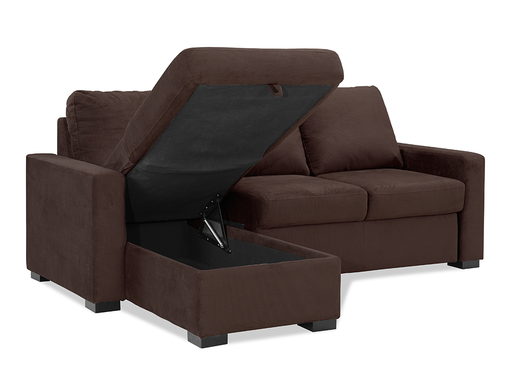 Chester Convertible Sofa By Lifestyle Solutions Right