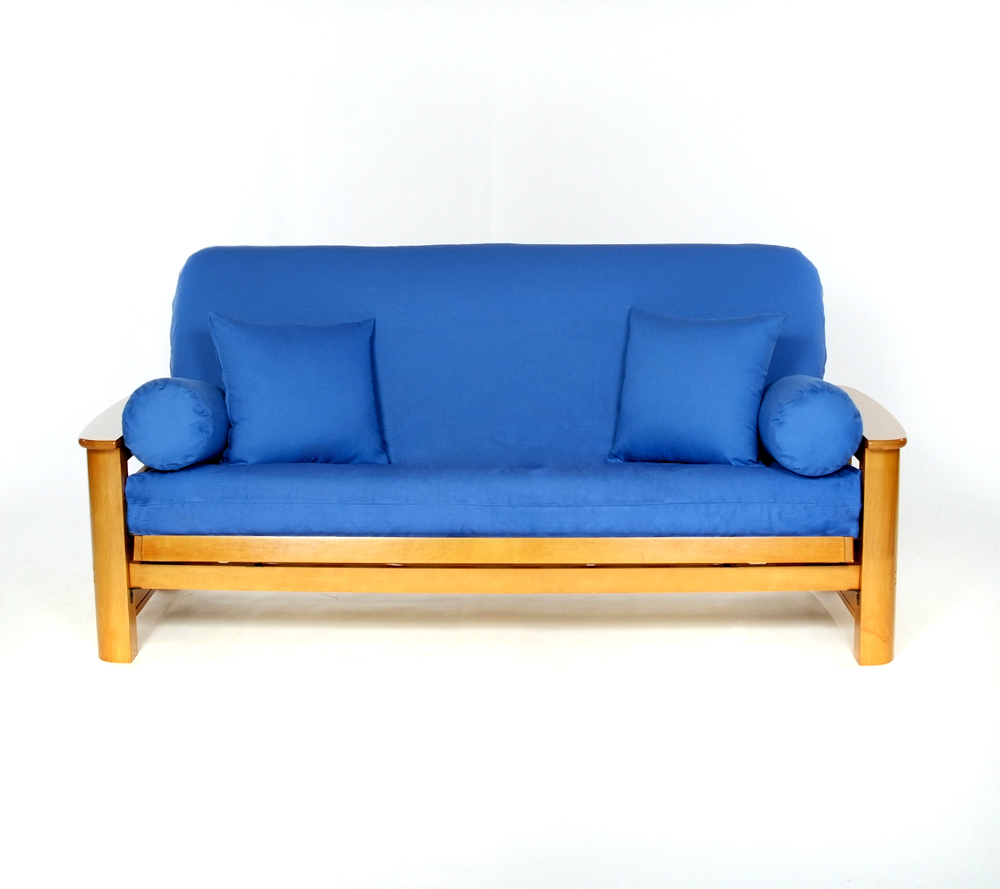Lifestyle Solutions Solid Futon Covers