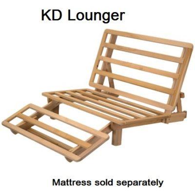 Full Size KD Lounger