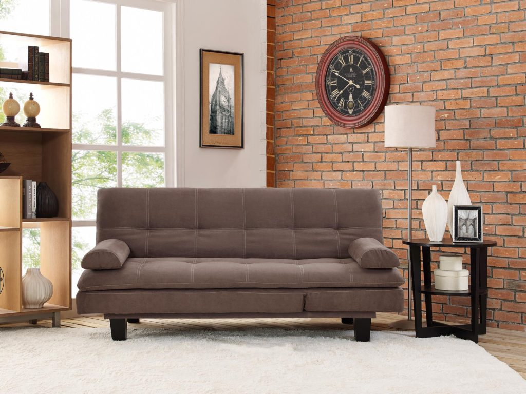 Adelaide Convertible Sofa By Lifestyle Solutions Java