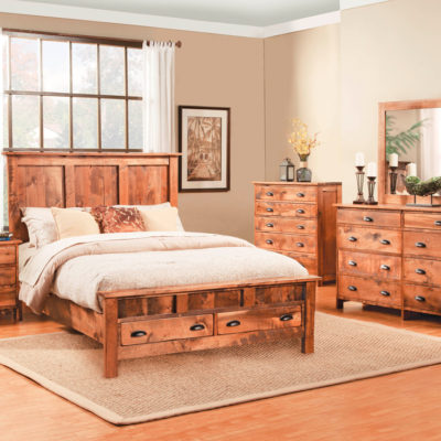 Northwoods Storage Bed Collection