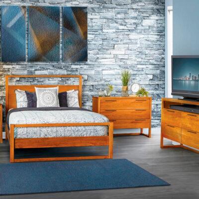 Touchstone Queen Bed