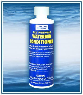 8 oz Blue Magic Waterbed Conditioner