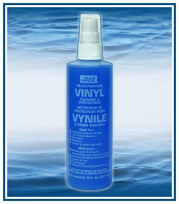 Vinyl Cleaner & Protectant Blue Magic