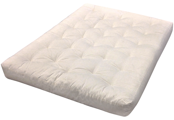 Visco Coil Ii 9 Inch Futon Mattress By Gold Bond