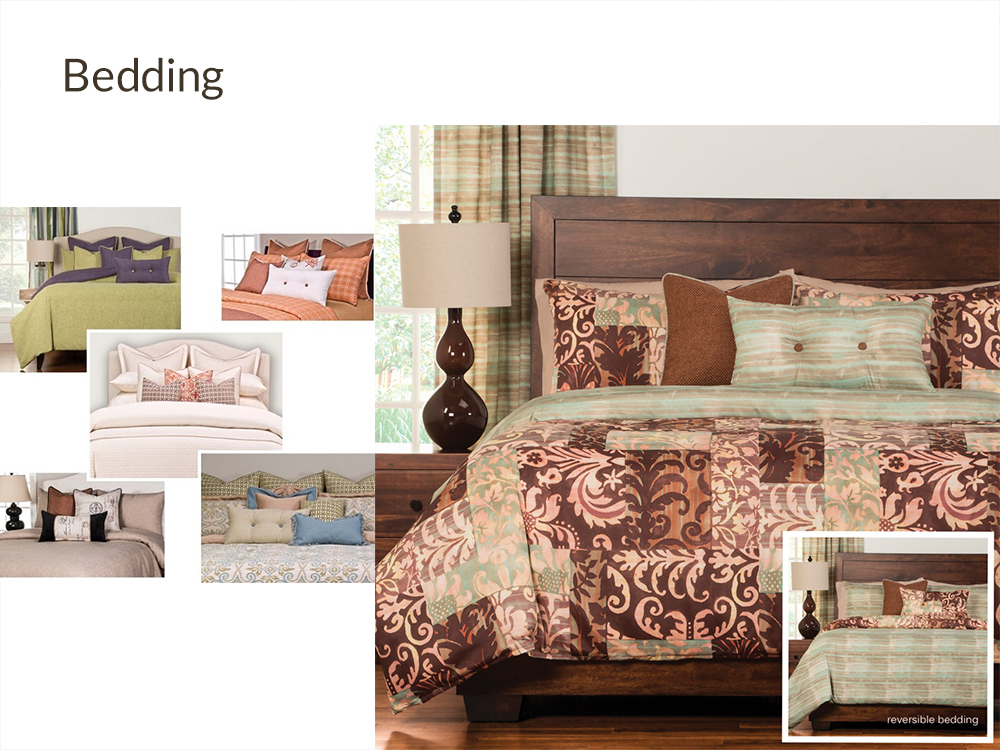 Bedding at Right Futons & Waterbeds Houston Texas