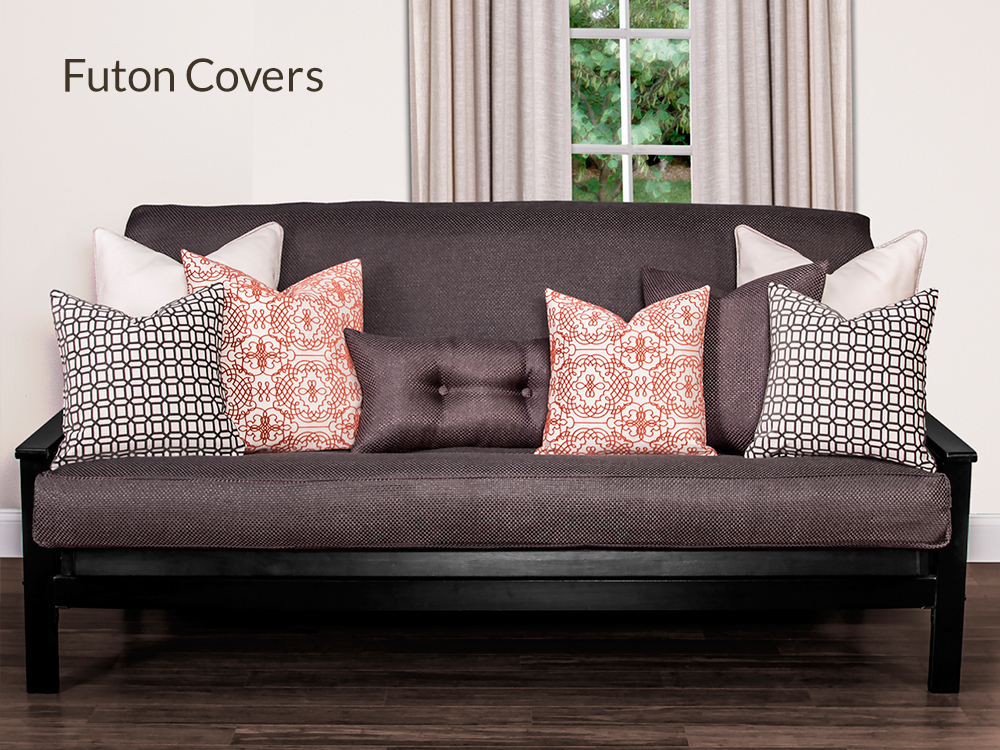 Futon Covers at Right Futons & Waterbeds Houston Texas